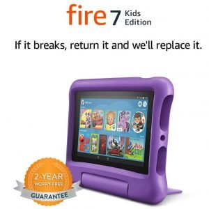 Fire 7 Kids Tablet Best Gifts For 3 Year Old Little Girls