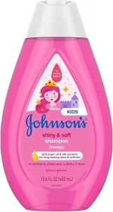 Johnson's Shiny & Soft Tear-Free Kids' Shampoo