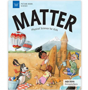 Matter Physical Science For Kids