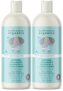 Natural Kids Shampoo & Conditioner