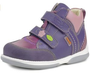 Polo Ankle Support Children's Sneaker